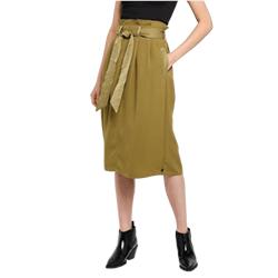 SCOTCH & SODA Drapy High Waisted Feminine Skirt