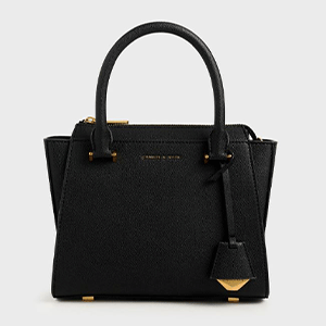 Structured Trapeze Bag