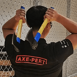 Axe Throwing Experience in Singapore