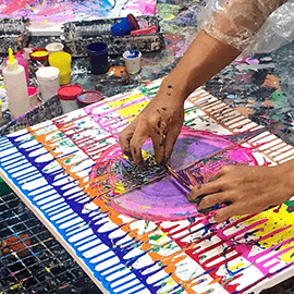 [Klook Exclusive] Splat Paint House Experience in Singapore