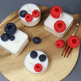 Candle Making DIY Home Kit with Free DeliveryLipstick Making Workshop near Joo Chiat