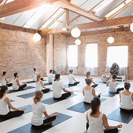 Heart Yoga Class