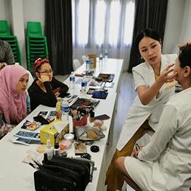 Korean Make up & Hair Styling Workshop