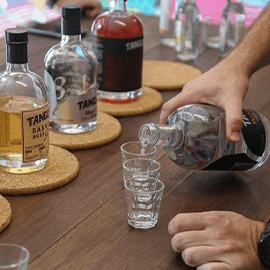 Singapore's First Distillery & Brewery Tour