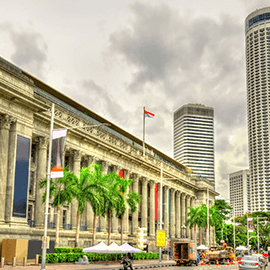 National Gallery Singapore: Fast Track