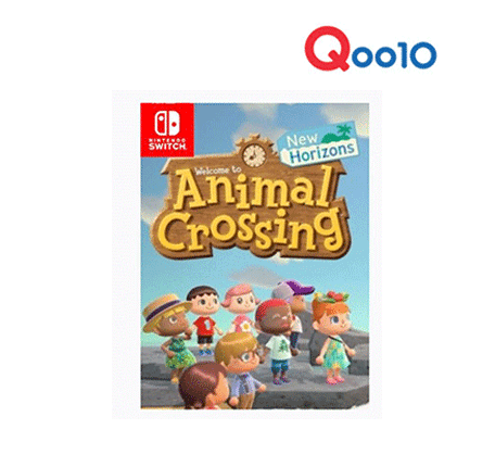 Animal Crossing: New Horizons Standard Edition