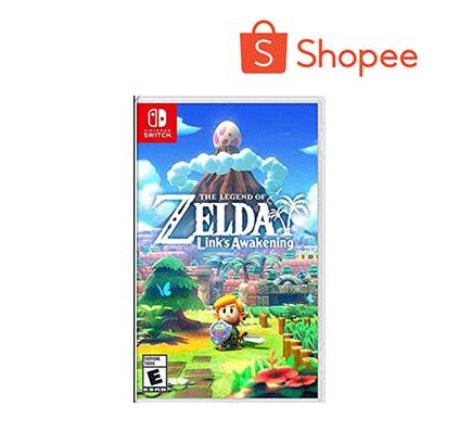 Nintendo Switch The Legend of Zelda Link's Awakening