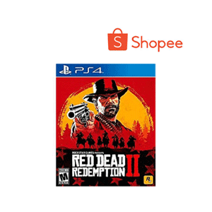 PS4 Red Dead Redemption 2 Standard Edition