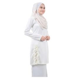 Assie Modesty Dollies Kurung