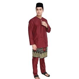 Amar Amran Baju Melayu Teluk Belanga