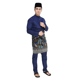 Amar Amran Baju Melayu Moden
