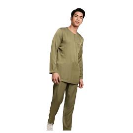 Lubna Homme Baju Melayu Teluk Belanga Modern