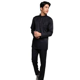 Lubna Homme Baju Melayu Cekak Musang Modern