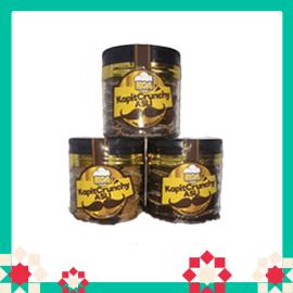 Kapit Crunchy Asli Kuih Chocolate Almond Peanut Homemade Snack Kuih Kapit