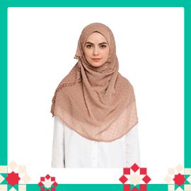 Bokitta Latte Voila Maxi Hijab