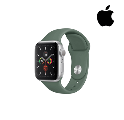 Apple Watch Series 5 (40mm with sports band)