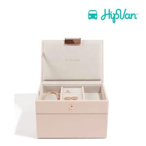 Stackers 2-in-1 Mini Jewellery Box - Blush