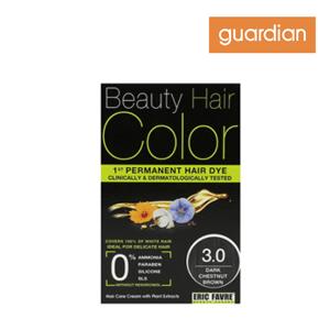 Beauty Hair Color 3.0 Dark Chestnut Brown