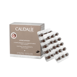 Caudalie Vinexpert Nutritional Supplements (30 Capsules)