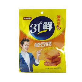 Yanjinpuzi Fish Tofu Crab Flavor 85g
