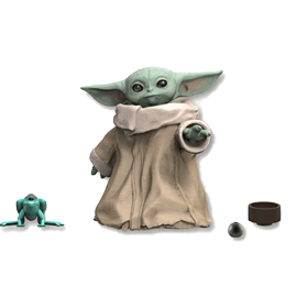 """Star Wars The Child Animatronic Edition """"AKA Baby Yoda"""" with Over 25 Sound and Motion Combinations (Amazon Exclusive)"""