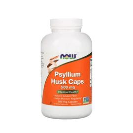 Now Foods, Psyllium Husk Caps, 500 mg, 500 Veg Capsules