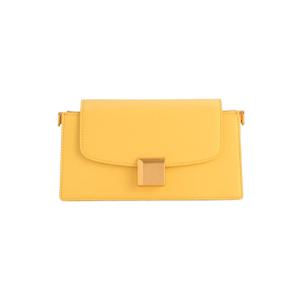 Gold Buckled Mini Shoulder Bag