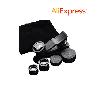 Fisheye Lens (0.67x wide angle zoom)