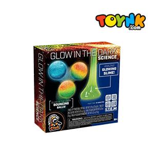 Glow in the Dark Stem Science Kit