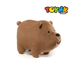 We Bare Bears Grizz Plush