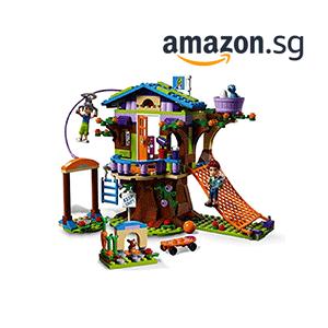 LEGO Friends Mia's Tree House (351 pieces)