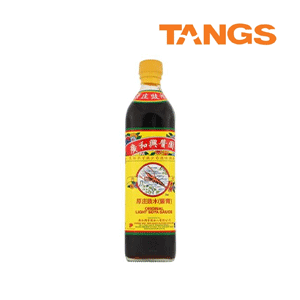 Kwong Woh Hing Original Light Soy Sauce (750ml)