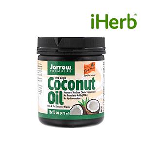 Jarrows Formula Organic Extra Virgin Coconut Oil (473g)