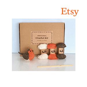 Robin Crochet Kit (DIY)