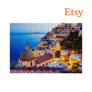 Positano Burano Puzzle (1000 Pc)
