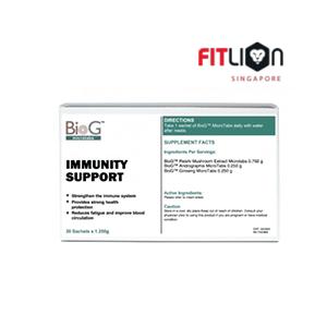 BioG Immunity Support (30 sachets)