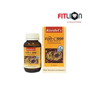 Kordel Ester-C (60 tablets)