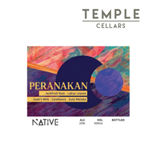Native Peranakan Cocktail