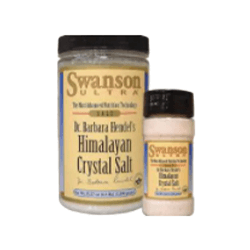Himalayan Crystal Salt Combo