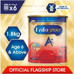 Enfagrow A+ Stage 5 (1.8kg) Bundle of 6