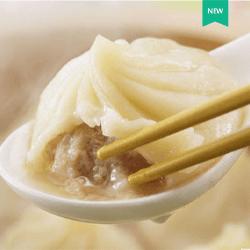 YummyHunter Corn & Pork Soup Dumplings