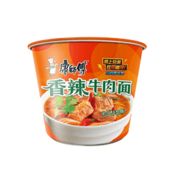 Master Kang Spicy Beef Noodle