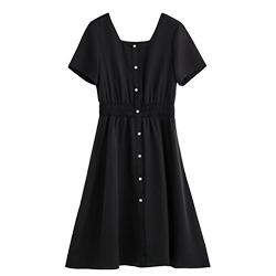 Fan Quinn Thin Waist Long Dress