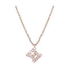 Glam Ever Alphabet Necklace
