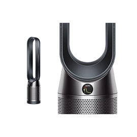 Dyson Pure Cool™ TP04 purifying fan (Black/Nickel)