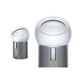 Dyson Pure Cool Me™ personal purifying fan (White/Silver)