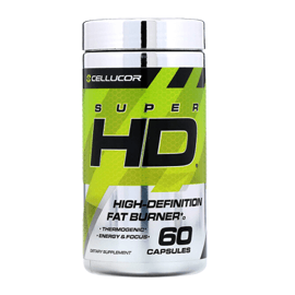 Super HD, High-Definition Fat Burner, 60 Capsules